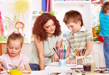 animatore servizi all'infanzia