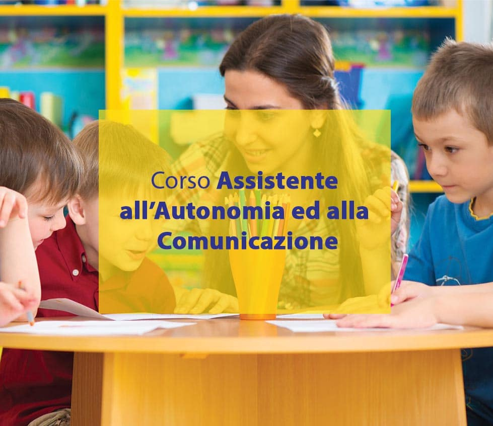 assistente all'autonomia ed alla comunicazione