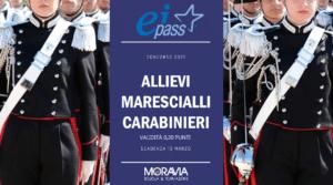 Bando Marescialli Carabinieri 2021